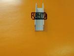 Анодированный алюминиевый профиль для светодиодной ленты