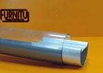 Алюминиевый профиль Q2 в 50-ой трубе с вырывной планкой