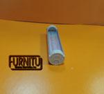 Светодиодный алюминиевый профиль ВИКИНГ с заглушками