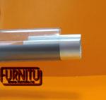 Алюминиевый профиль Q2 в 50-ой трубе