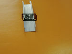 Алюминиевый профиль Корона мини для светодиодной ленты