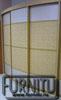 Левый сегмент радиусного шкафа Золотая лепнина